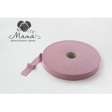 Knitted yarn in Peony rollers