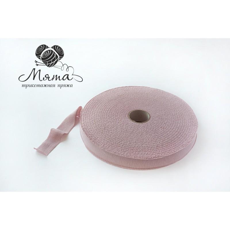 Knitted yarn in Powder rollers