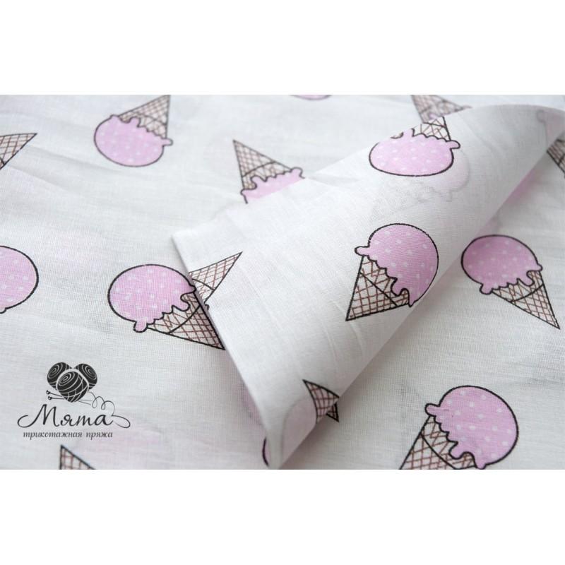 pink ice Cream  50*150 cm