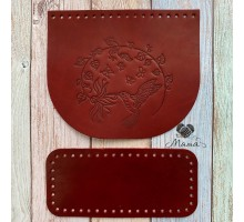 Valve 20*17cm + bottom 20*9cm Hummingbird brick