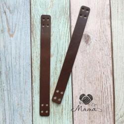 Sewing handles 20*2 cm mocha