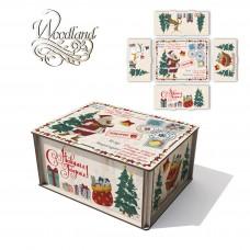 Gift box No. 2 22cm*17cm*10cm