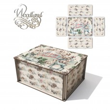 Gift box No. 5 22cm*17cm*10cm