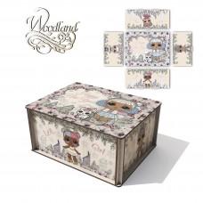 Gift box No. 7 22cm*17cm*10cm