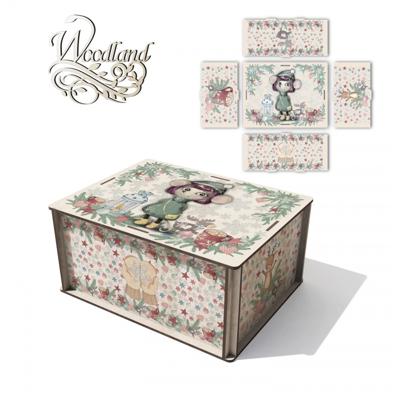 Gift box No. 8 22cm*17cm*10cm