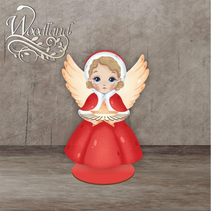 Napkin holder 20 cm No. 1 angel