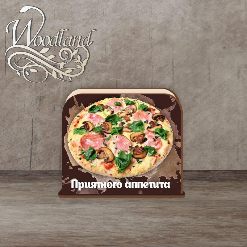 Napkin holder 12 cm No. 11 Pizza