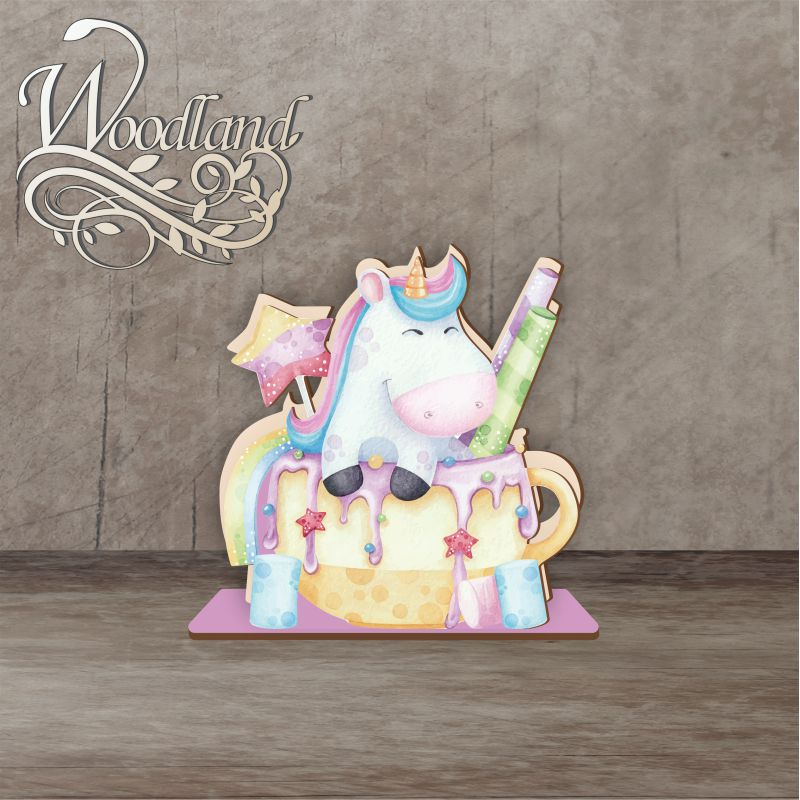Napkin holder 12 cm No. 6 Unicorn