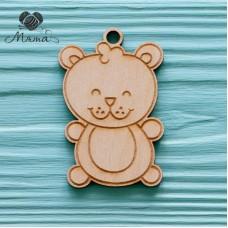 Bear-6 cm