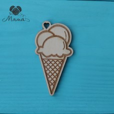 Ice cream large - 7 cm