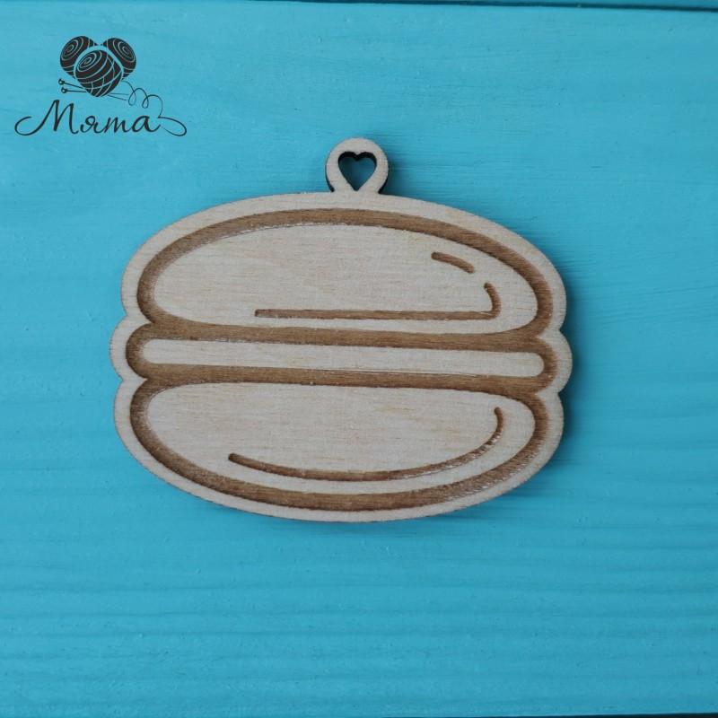 Hamburger - 7 cm