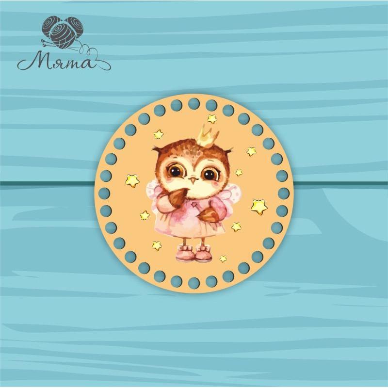 Circle d = 15cm TsP15№12 Sovushka-princess
