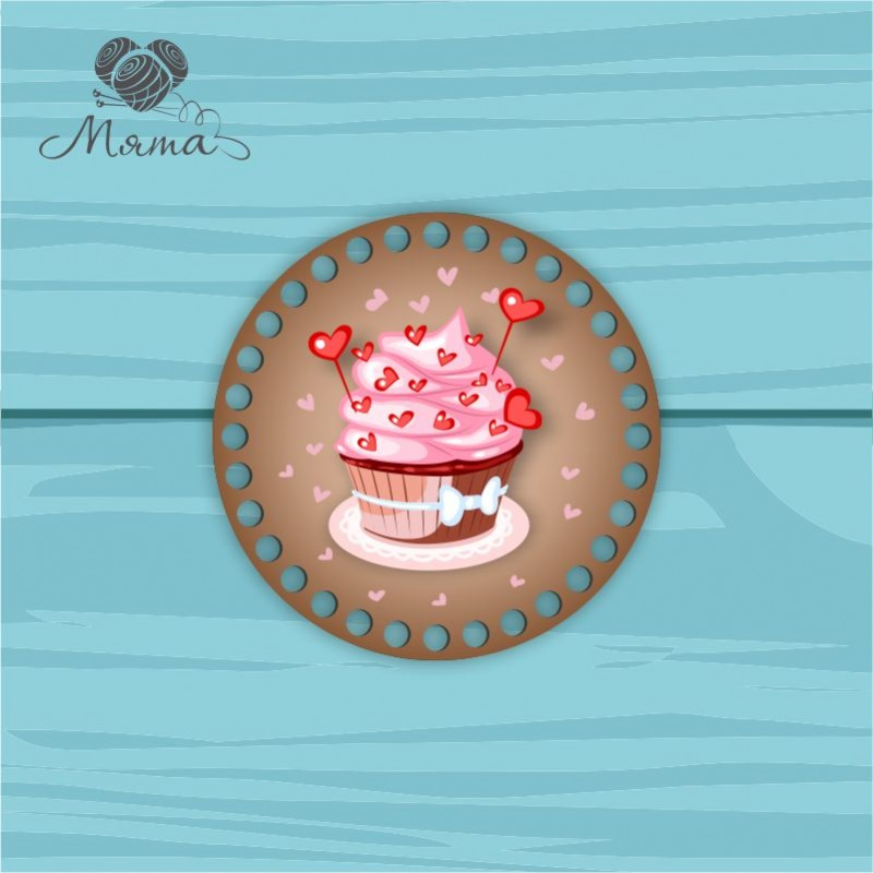 Circle d = 15cm TsP15№13 Cake