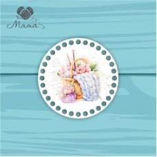 Circle d = 15cm CP15№74 Knitting