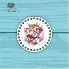 Circle d = 15cm CP15№80 Cake