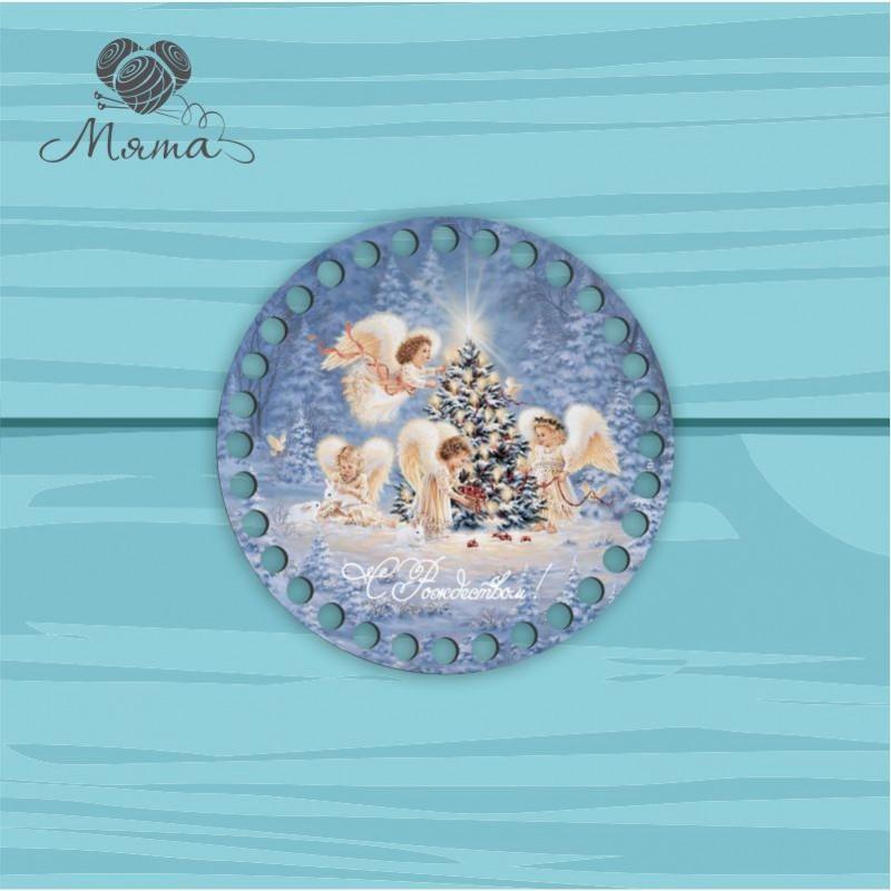 Circle d=15cm CP15 No. 234 Angels