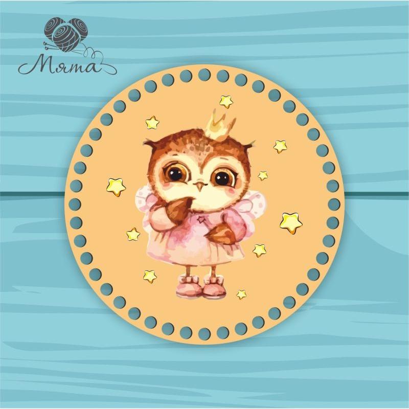 Circle d = 20cm TsP20№12 Sovushka-princess