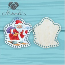 Santa Claus 20 cm (Cover + Bottom)