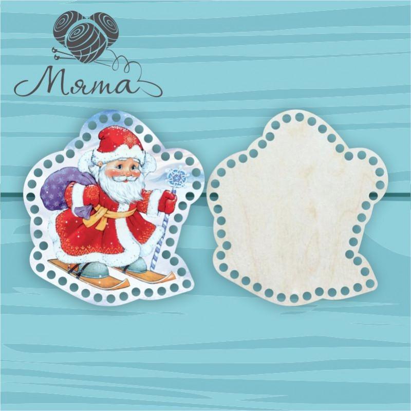 Santa Claus 20 cm (Cover + Bottom)
