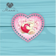 Heart 17cm CP17 No. 303