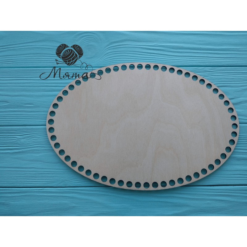 Oval 30cm*20cm without engraving