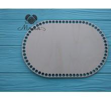 Прямоугольник с округлыми краями 30см*40см с индивидуальным дизайном