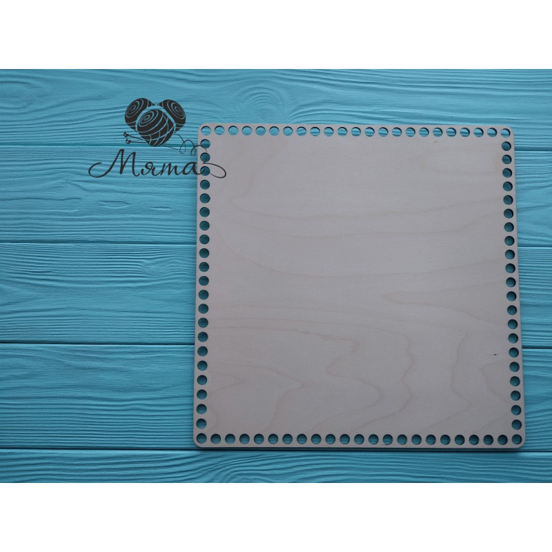 Square 30cm*30cm without engraving