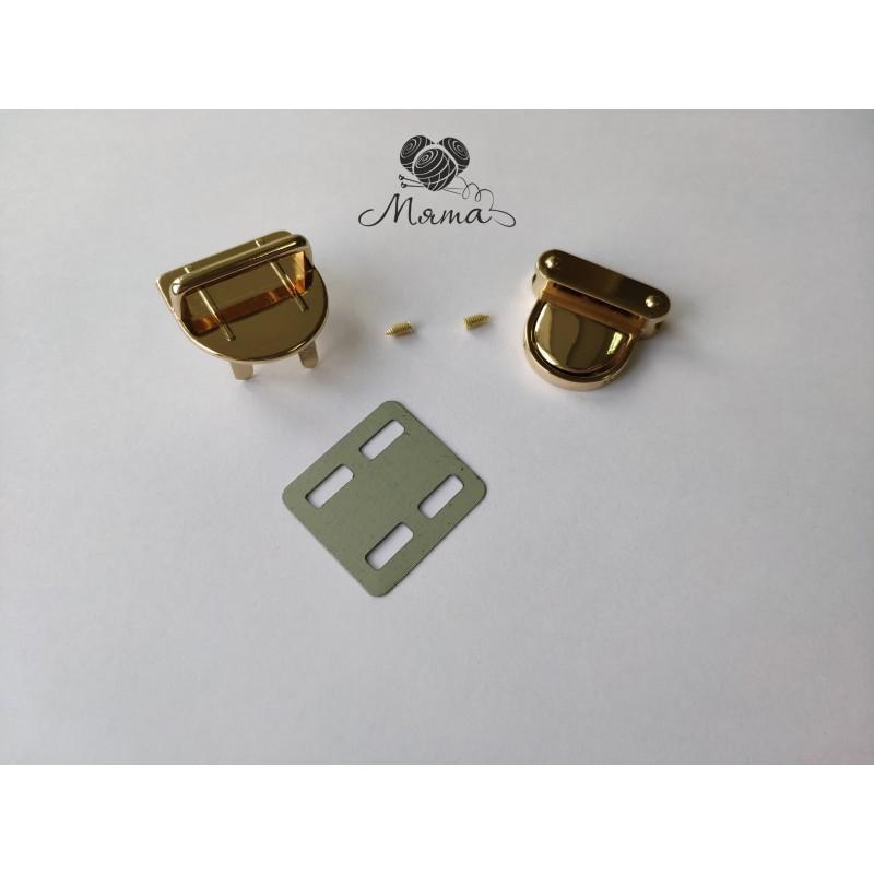 Lock 2-11 N gold