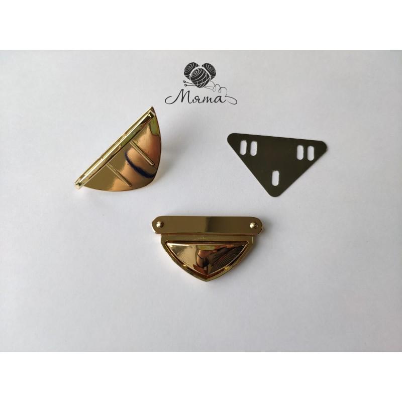 Lock 2-17 N gold